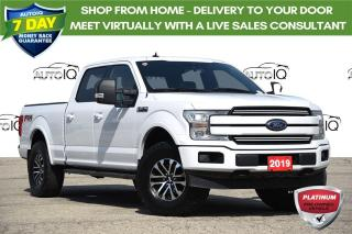 Used 2019 Ford F-150 Lariat LEATHER | MOONROOF | NAVIGATION for sale in Kitchener, ON