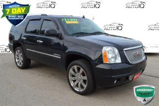 Used 2013 GMC Yukon Denali HIGHWAY DRIVEN/ LOADED for sale in Grimsby, ON