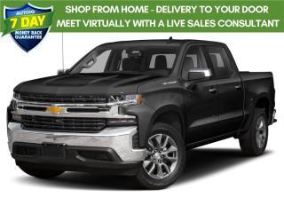 New 2021 Chevrolet Silverado 1500 Custom Trail Boss for sale in Tillsonburg, ON