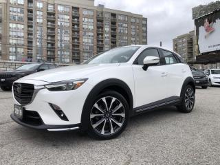 Used 2019 Mazda CX-3 GT No Accidents, Apple Carplay/ Android Auto, Rear View Camera, Navi for sale in North York, ON