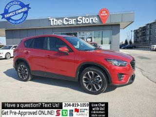 Used 2016 Mazda CX-5 AWD GT Sunroof Leather Navigation NO ACCIDENTS! for sale in Winnipeg, MB