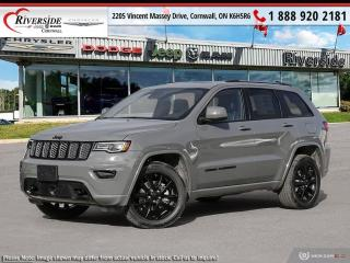 New 2021 Jeep Grand Cherokee Laredo for sale in Cornwall, ON
