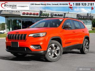 New 2021 Jeep Cherokee North for sale in Cornwall, ON