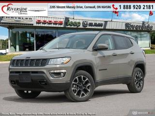 New 2021 Jeep Compass Sport for sale in Cornwall, ON