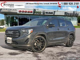 Used 2019 GMC Terrain SLE for sale in Cornwall, ON