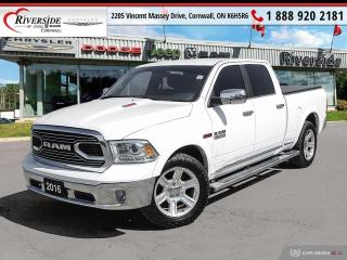 Used 2016 RAM 1500 Longhorn for sale in Cornwall, ON