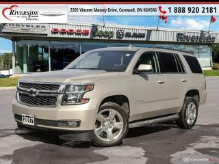 Used 2017 Chevrolet Tahoe LT for sale in Cornwall, ON