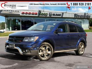 Used 2017 Dodge Journey Crossroad for sale in Cornwall, ON