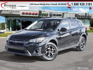 Used 2018 Subaru XV Crosstrek Convenience for sale in Cornwall, ON
