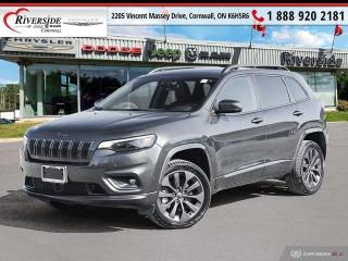 Used 2020 Jeep Cherokee Limited for sale in Cornwall, ON