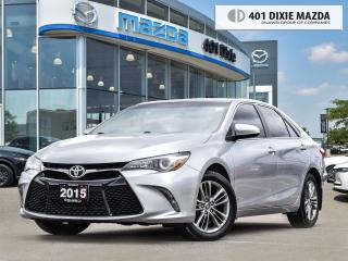 Used 2015 Toyota Camry BLUETOOTH| HEATED SEATS| PADDLE SHIFTERS for sale in Mississauga, ON