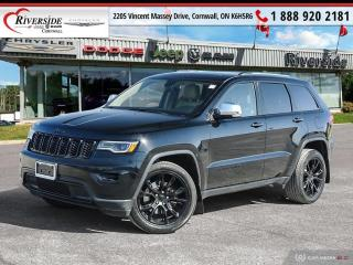 Used 2017 Jeep Grand Cherokee Limited for sale in Cornwall, ON