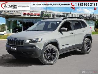 Used 2019 Jeep Cherokee Sport for sale in Cornwall, ON