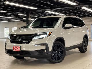 Used 2020 Honda Pilot Black Edition - Pano Roof - Navigation - Low KMS!! for sale in Mississauga, ON