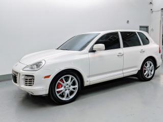 Used 2009 Porsche Cayenne TURBO S/ALKANTA SEATS/NAVIGATION/CARBON FIBER TRIM! for sale in Toronto, ON