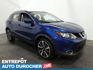 Used 2017 Nissan Qashqai AWD - Navigation - Toit Ouvrant - Caméra de Recul for sale in Laval, QC