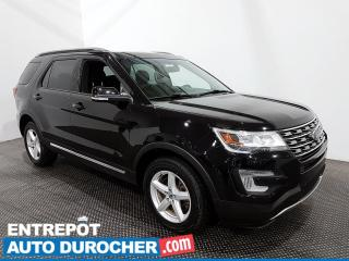 Used 2017 Ford Explorer XLT - AWD - NAVIGATION  - CLIMATISEUR for sale in Laval, QC