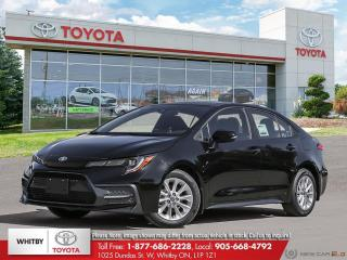 New 2021 Toyota Corolla SE CVT for sale in Whitby, ON