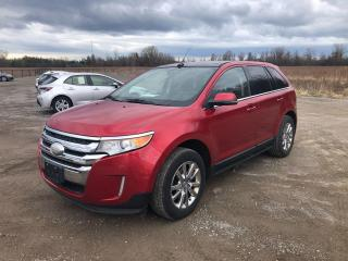 Used 2012 Ford Edge Limited for sale in Whitby, ON