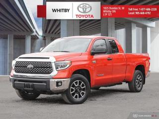 Used 2018 Toyota Tundra SR5 Plus for sale in Whitby, ON