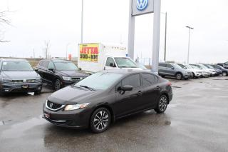 Used 2014 Honda Civic Sedan 1.8L LX for sale in Whitby, ON