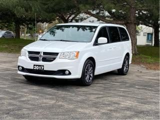 Used 2017 Dodge Grand Caravan 4dr Wgn SXT Premium Plus | Dvd | PWR Doors for sale in Waterloo, ON