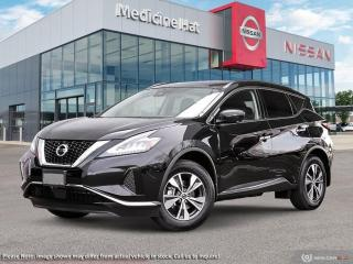New 2021 Nissan Murano SV for sale in Medicine Hat, AB