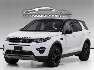 Used 2017 Land Rover Discovery Sport HSE, Navi, Pano, Reverse Cam, No Accident for sale in Concord, ON