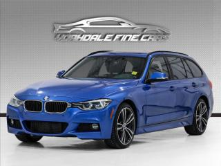 Used 2017 BMW 3 Series Touring Wagon 328d xDrive , M Sport, Loaded for sale in Concord, ON