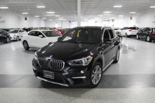 Used 2017 BMW X1 XDRIVE28i I NAVIGATION I PANOROOF I R.CAM I HEADS UP DISPLAY for sale in Mississauga, ON