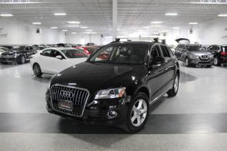 Used 2017 Audi Q5 QUATTRO I PANOROOF I PUSH START I HEATED SEATS I CRUISE I BT for sale in Mississauga, ON