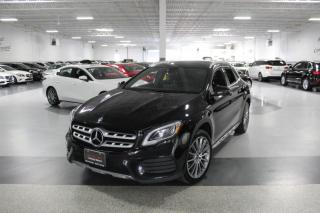 Used 2018 Mercedes-Benz GLA GLA250 4MATIC NO ACCIDENTS I AMG I NAVIGATION I PANOROOF for sale in Mississauga, ON