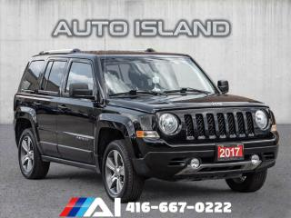 Used 2017 Jeep Patriot NORTH PKG**4X4**LEATHER**NAVIGATION for sale in North York, ON