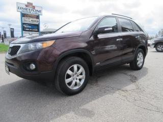 Used 2011 Kia Sorento AWD/ ACCIDENT FREE for sale in Newmarket, ON