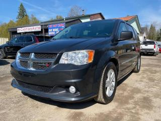 Used 2012 Dodge Grand Caravan 4dr Wgn Crew for sale in Gwillimbury, ON