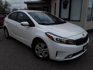 Used 2017 Kia Forte LX - BACK-UP CAM! HEATED SEATS! CAR PLAY! for sale in Kitchener, ON