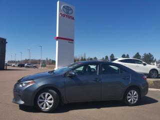 Used 2015 Toyota Corolla LE for sale in Moncton, NB