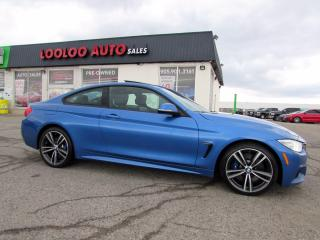 Used 2017 BMW 4 Series 440i xDrive Coupe M-Package HUD Navigation for sale in Milton, ON