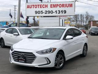 Used 2018 Hyundai Elantra GLS Sunroof/Navigation/Alloys/Camera for sale in Mississauga, ON