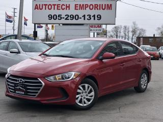 Used 2017 Hyundai Elantra LE All Power/Camera/Heated Seats&GPS* for sale in Mississauga, ON