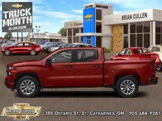 New 2021 Chevrolet Silverado 1500 Custom for sale in St Catharines, ON