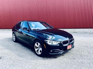 Used 2016 BMW 3 Series 328d xDrive/AWD, Navi, B-Cam, Roof, Heads up Display for sale in Scarborough, ON