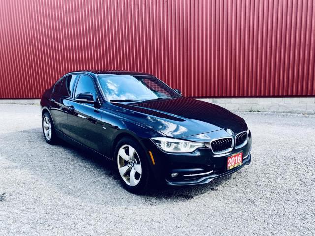 2016 BMW 3 Series 328d xDrive/AWD, Navi, B-Cam, Roof, Heads up Display
