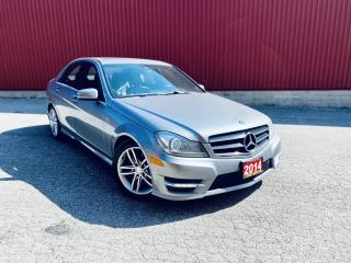 Used 2014 Mercedes-Benz C-Class C300 4MATIC/AWD, Navi, B-cam, Roof for sale in Scarborough, ON