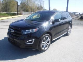 Used 2017 Ford Edge SPORT AWD for sale in Burnaby, BC