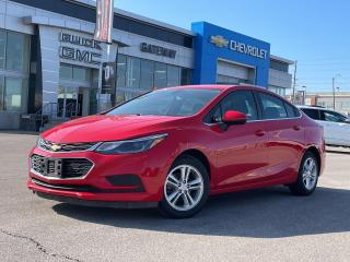 Used 2017 Chevrolet Cruze LT / SUNROOF / REAR VISION CAMERA / BLUETOOTH / for sale in Brampton, ON