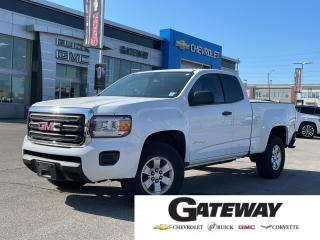 Used 2018 GMC Canyon 2WD SL / REAR CAMERA  / 2WD / MANUAL / A/C / for sale in Brampton, ON