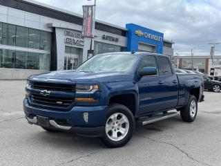 Used 2019 Chevrolet Silverado 1500 LT / 4x4 / REMOTE STARTER / BLUETOOTH / for sale in Brampton, ON