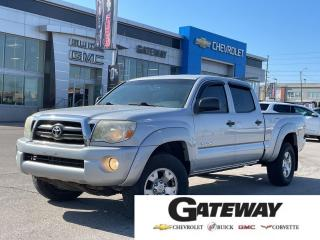 Used 2008 Toyota Tacoma TACOMA / 4CYL / CREW CAB / for sale in Brampton, ON