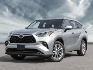New 2021 Toyota Highlander LIMITED  for sale in North Bay, ON